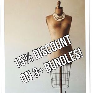 Other - 15% DISCOUNT